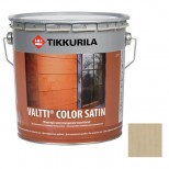 Антисептик Tikkurila Valtti Color Satin 9 л 5061 Камыш